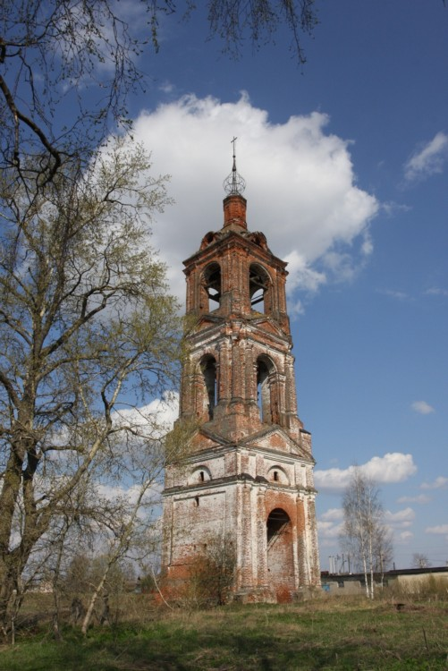 Церковь Введения во храм Пресвятой Богородицы, Пружинино