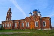 Октябрьское. Николая Чудотворца, церковь