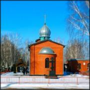 Курск. Иоанна Предтечи на Южном кладбище, церковь