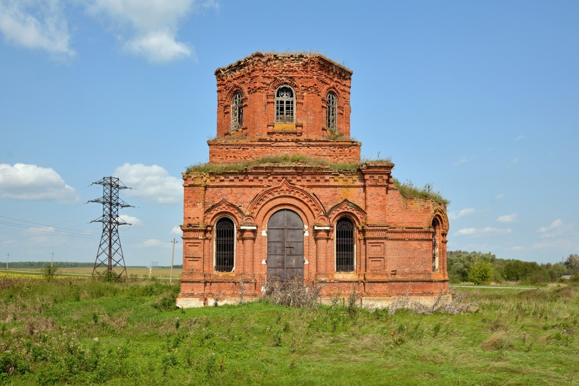 Церковь Николая Чудотворца, Куровщино