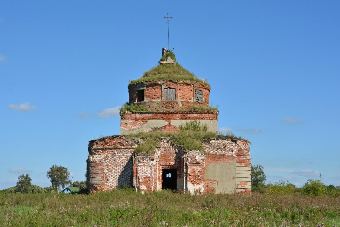 Церковь Смоленской иконы Божией Матери, Салтыки