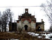 Церковь Николая Чудотворца, что на Дору - Палкино - Антроповский район - Костромская область