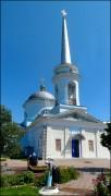 Льгов. Успения Пресвятой Богородицы в Деревеньках, церковь
