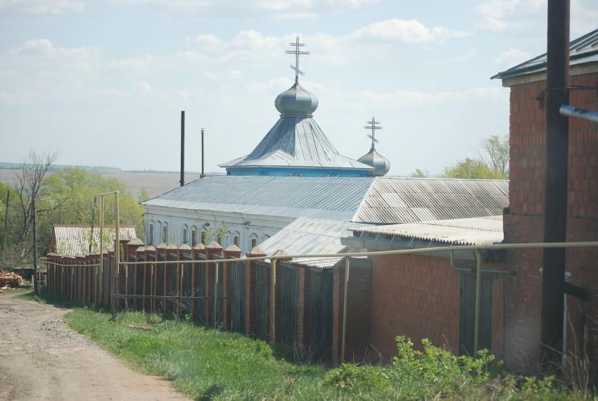 Куриловский Тихвинский женский монастырь, Курилово
