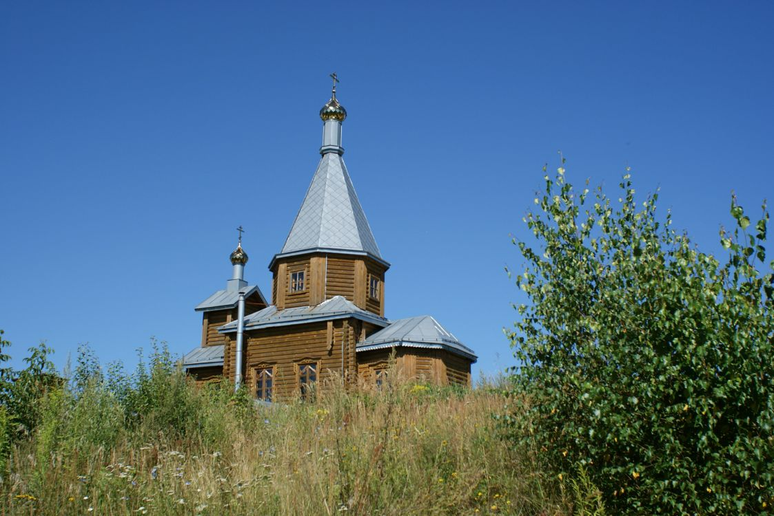 Церковь Спаса Нерукотворного Образа, Урваново