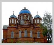 Церковь Покрова Пресвятой Богородицы - Любицкое - Медвенский район - Курская область