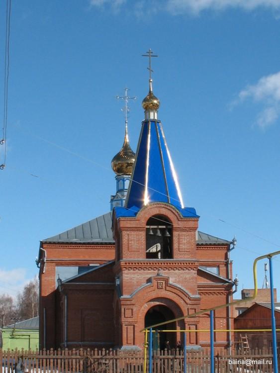 Церковь Казанской иконы Божией Матери, Сараи