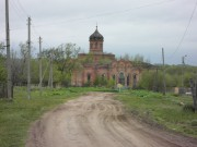 Церковь Богоявления Господня - Чёрная Речка - Сапожковский район - Рязанская область