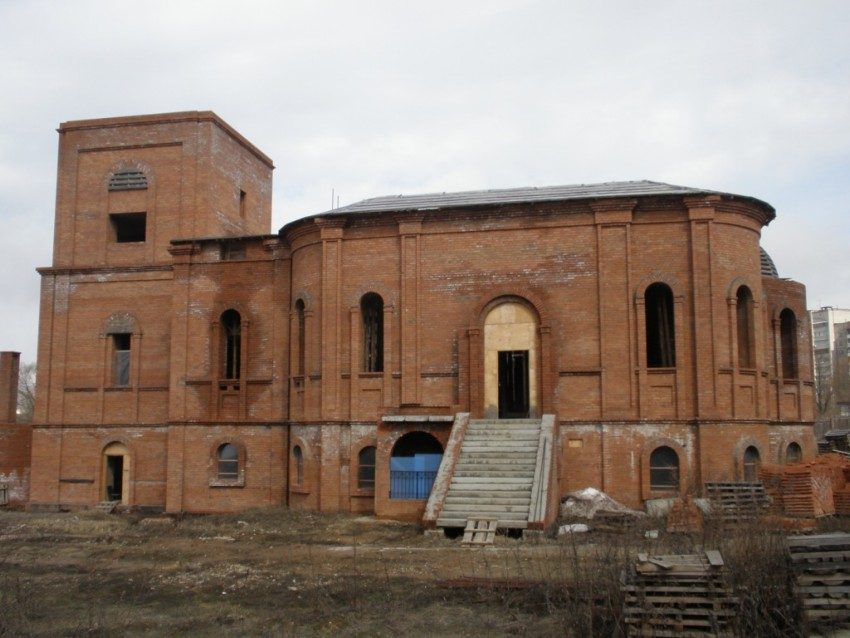 Церковь Вознесения Господня на Тайфуне, Калуга