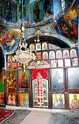 Иудейская пустыня, Вади Кельт (Нахаль Прат). Георгия и Иоанна Хозевитов (Стефана Первомученика), церковь