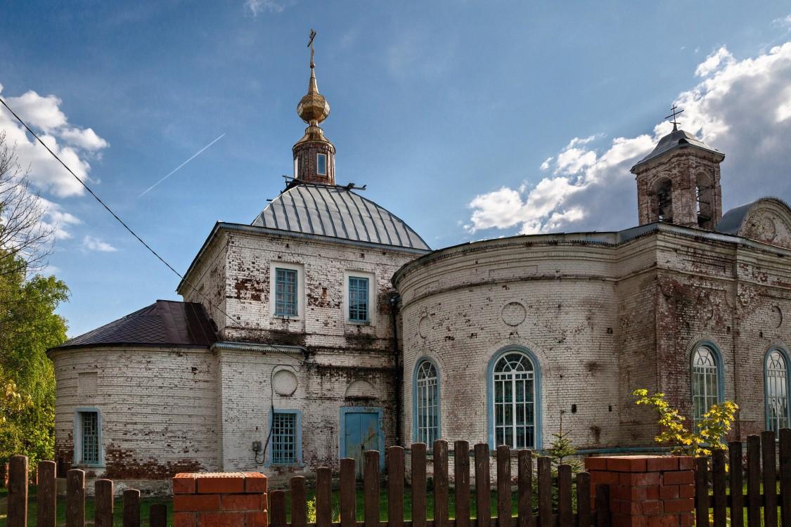 фото село ильинка скопинский район рязанской обл изобразительное искусство через