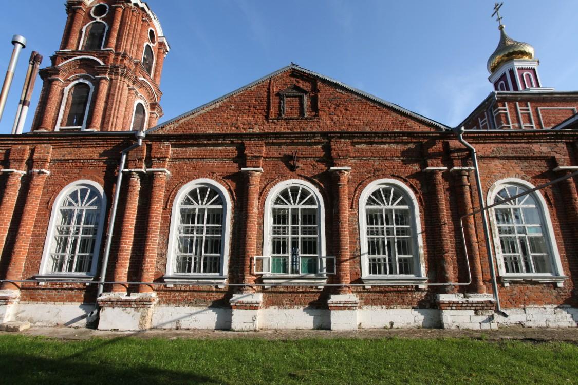 Церковь Рождества Пресвятой Богородицы, Вослебово