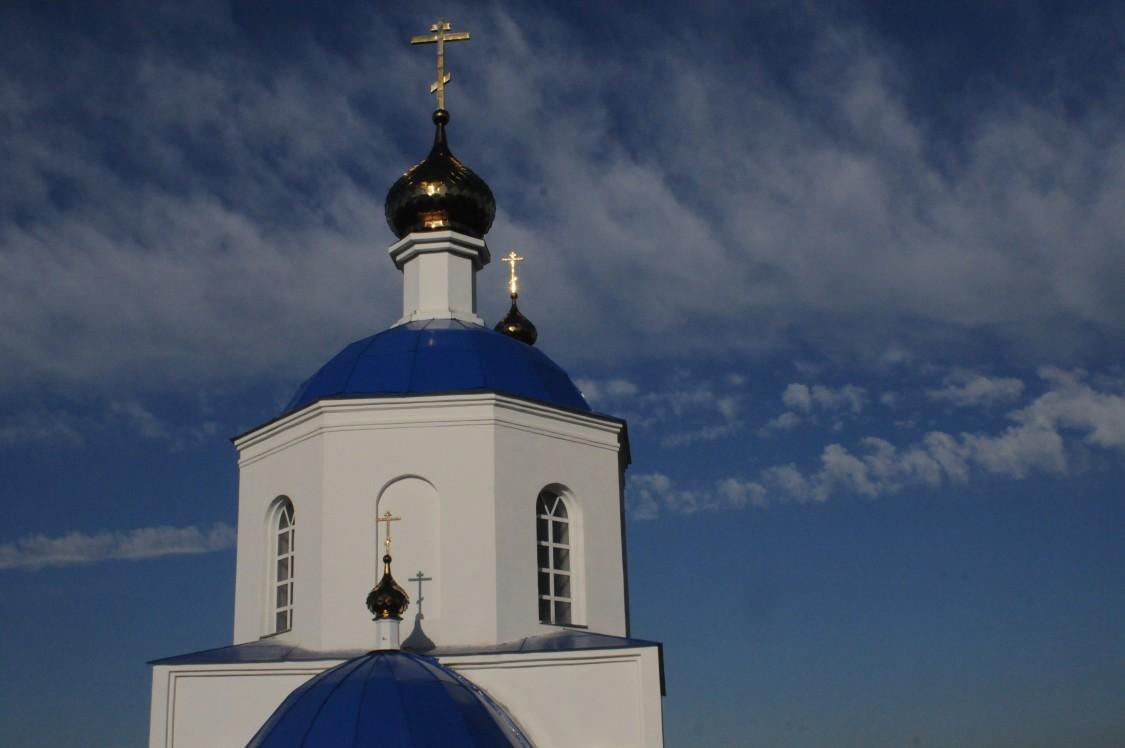 Церковь Казанской иконы Божией Матери, Федотово