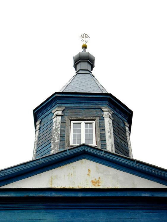 Курская область, Обоянский район, Полукотельниково. Церковь Илии Пророка, фотография. архитектурные детали