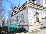 Нижний Ландех. Происхождения Честных Древ Креста Господня, церковь