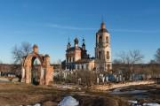 Церковь Благовещения Пресвятой Богородицы - Солонец - Ярославский район - Ярославская область