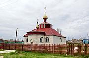 Церковь Андрея Первозванного - Красноярский - Котельниковский район - Волгоградская область