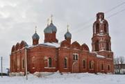 Гавриловское. Введения во храм Пресвятой Богородицы, церковь