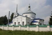 Церковь Казанской иконы Божией Матери - Дубики - Ефремов, город - Тульская область