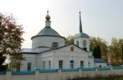 Дубики. Казанской иконы Божией Матери, церковь