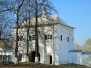 Переславль-Залесский. Троицкий Данилов монастырь. Церковь Тихвинской иконы Божией Матери