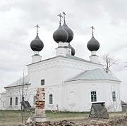 Церковь Владимирской иконы Божией Матери - Николо-Погост - Городецкий район - Нижегородская область