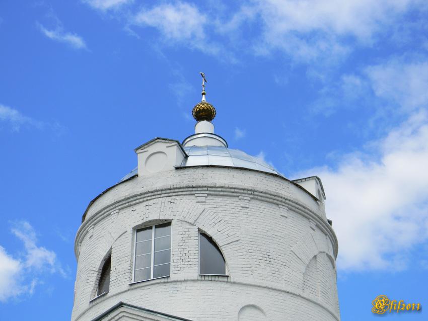 Ивановская область, Лежневский район, Афанасово. Церковь Михаила Архангела, фотография. архитектурные детали,