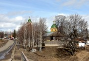 Церковь Рождества Пресвятой Богородицы - Семёновка - Йошкар-Ола, город - Республика Марий Эл