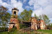 Церковь Вознесения Господня - Вознесенье, урочище - Тутаевский район - Ярославская область
