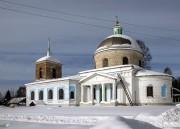 Церковь Спаса Нерукотворного Образа - Спасо-Заозерье - Зуевский район - Кировская область