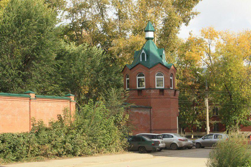 Воскресенский мужской монастырь, Самара