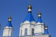 Церковь Спаса Преображения - Замостье - Суджанский район - Курская область