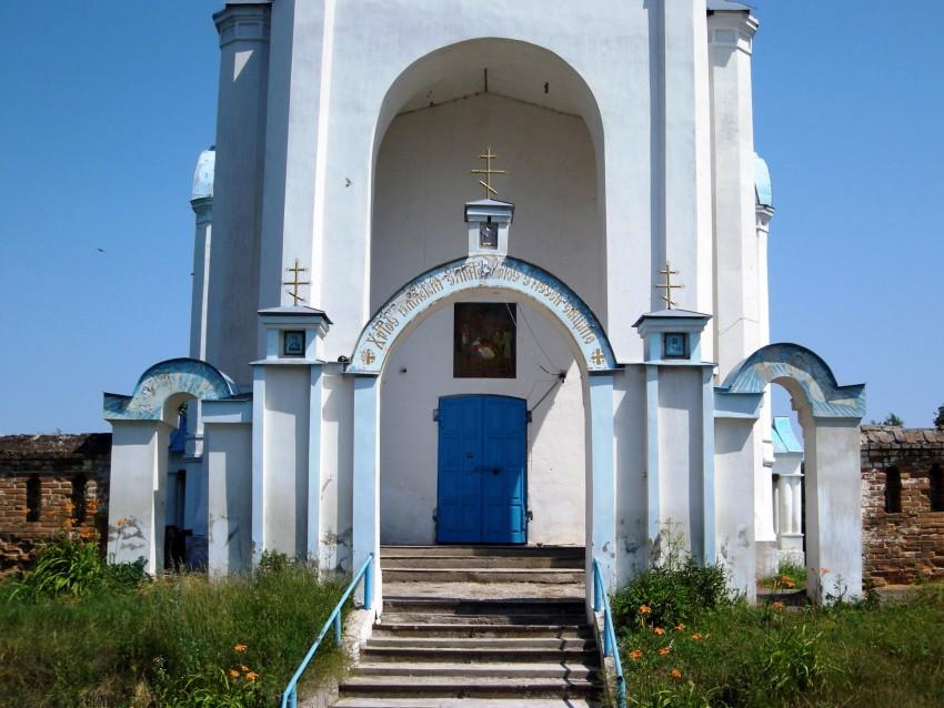 Церковь Рождества Христова, Уланок