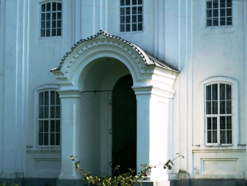 Церковь Иоанна Предтечи, Махновка