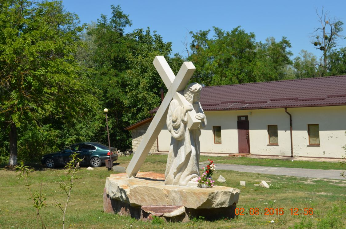 Молдова, Кишинёв, Кондрица. Никольский мужской монастырь, фотография. дополнительная информация