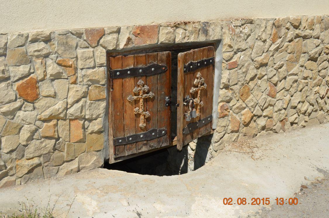 Молдова, Кишинёв, Кондрица. Никольский мужской монастырь, фотография. архитектурные детали