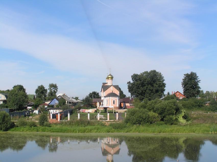 Церковь Владимира равноапостольного, Талицы