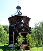 Церковь Бориса и Глеба - Борис-Глеб - Сычёвский район - Смоленская область
