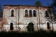 Церковь Покрова Пресвятой Богородицы - Ильгощи - Рамешковский район - Тверская область