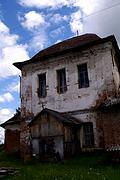 Церковь Богоявления Господня - Илешево - Кологривский район - Костромская область