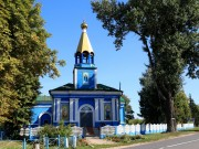 Бобрышево. Успения Пресвятой Богородицы, церковь