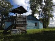 Церковь Вознесения Господня - Верхняя Ольшанка - Пристенский район - Курская область