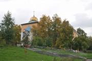 Екатеринбург. Симеона Верхотурского, церковь