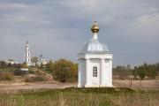 Часовня Боголюбской иконы Божией Матери - Тетеринское - Нерехтский район - Костромская область