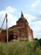 Церковь Спаса Нерукотворного Образа - Ушаково - Ефремов, город - Тульская область