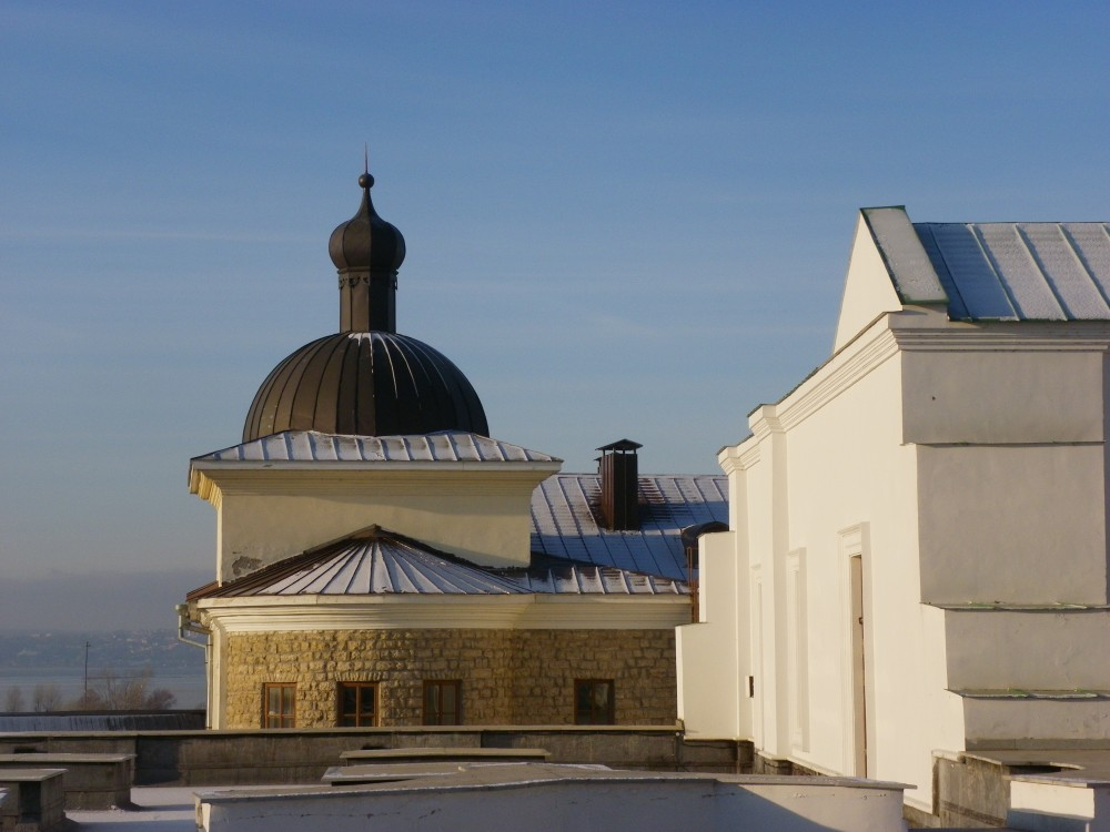 Кремль. Спасо-Преображенский монастырь. Церковь Николая Чудотворца, Казань