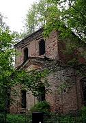Церковь Богоявления Господня - Богоявленское, урочище - Большесельский район - Ярославская область