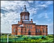 Мелехино. Казанской иконы Божией Матери, церковь