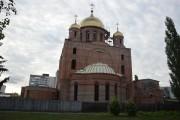 Церковь Спаса Преображения в Парковом - Курск - Курск, город - Курская область