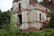 Церковь Василия Великого - Васильевское, урочище - Большесельский район - Ярославская область